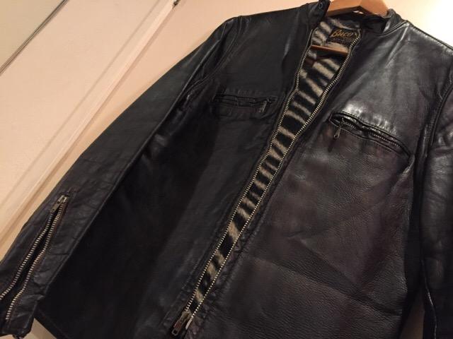 12月23日(水)大阪店ヴィンテージ入荷日!!#4 Leather&Blanket編!!BUCO J-100ZebraLiner!!(大阪アメ村店)_c0078587_2383039.jpg