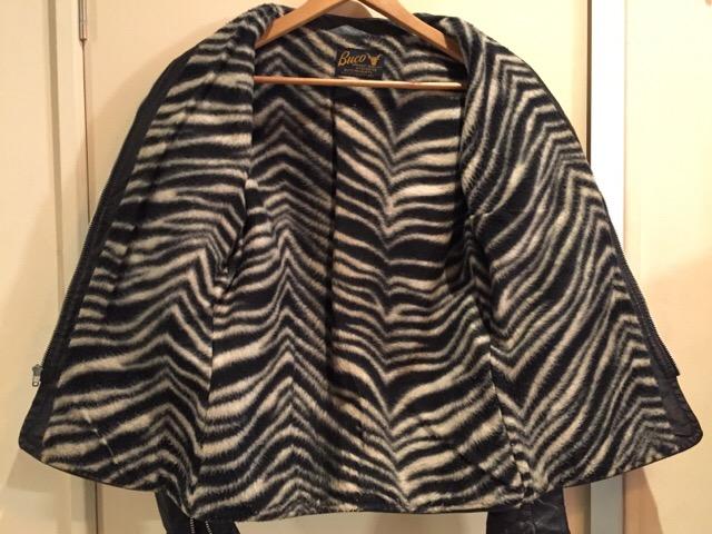 12月23日(水)大阪店ヴィンテージ入荷日!!#4 Leather&Blanket編!!BUCO J-100ZebraLiner!!(大阪アメ村店)_c0078587_238462.jpg