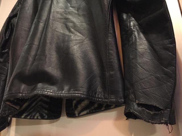 12月23日(水)大阪店ヴィンテージ入荷日!!#4 Leather&Blanket編!!BUCO J-100ZebraLiner!!(大阪アメ村店)_c0078587_2393663.jpg