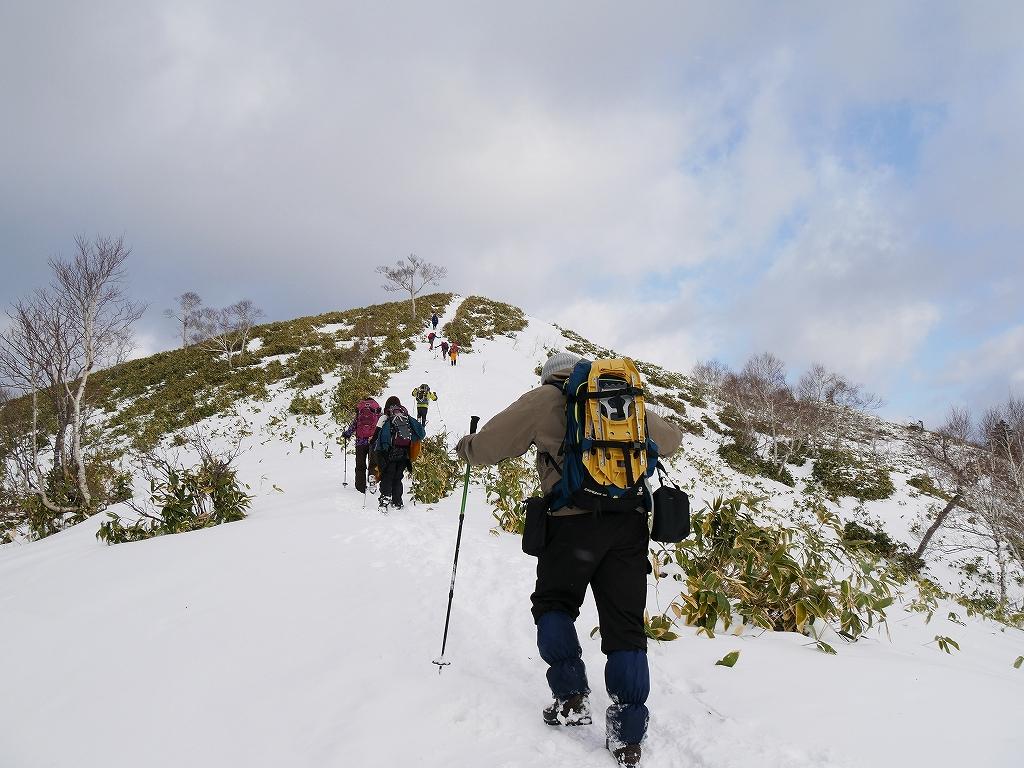 イチャンコッペ山と幌平山、12月20日-その1-_f0138096_10462037.jpg