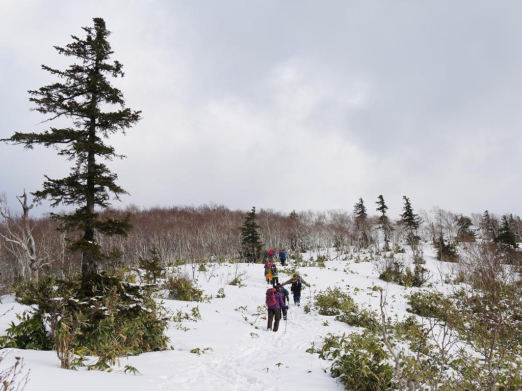 イチャンコッペ山と幌平山、12月20日-その1-_f0138096_10465310.jpg