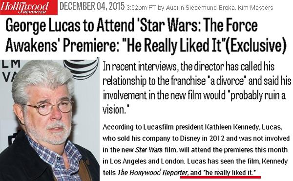 早くも歴代最高興収を連発中の『スター・ウォーズ/フォースの覚醒』 Star Wars: The Force Awakens_b0007805_841477.jpg