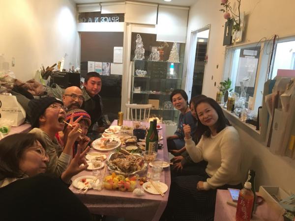 クリスマス会〜Studio NAO2〜_e0095418_01073299.jpg