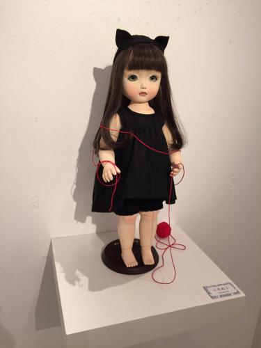 藤本晶子 人形展 〜ただひとつあって、ふたつとないもの〜_b0124224_09411697.jpg