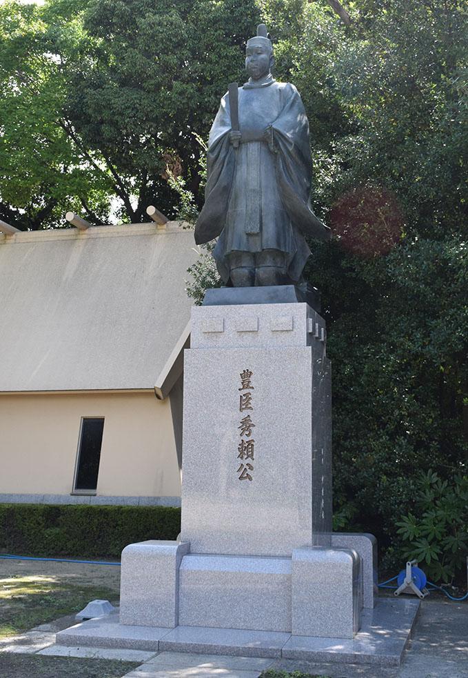大坂の陣400年記念ゆかりの地めぐり その37 ~玉造稲荷神社~_e0158128_1321824.jpg