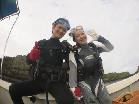 12月22日本日も夏日で青の洞窟も最高でした!!_c0070933_18503789.jpg