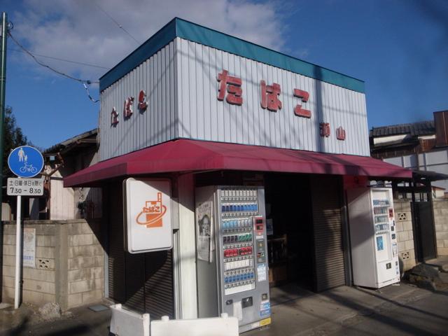 関東平野  冬の快晴が美しい街_d0057843_15165130.jpg