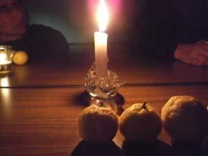 ゆず湯とかぼちゃとキャンドルナイト_d0131255_08292493.jpg