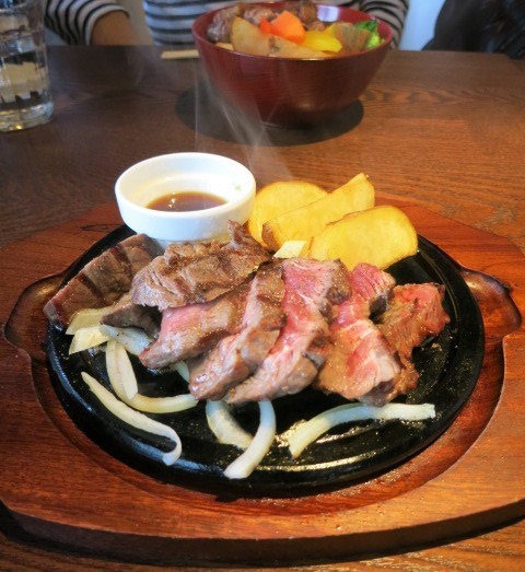 ステーキ虎杖- steak itadori -☆NEW OPEN!_f0236260_07205.jpg