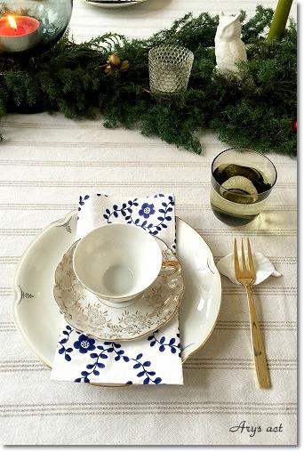 森のクリスマステーブルでフィーカを_c0243369_23281071.jpg