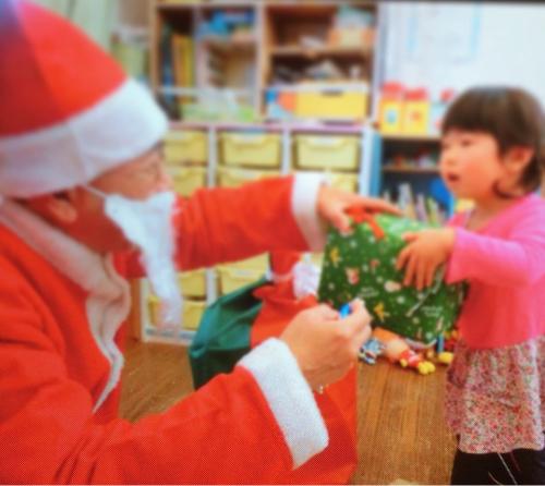 クリスマス会の様子☆_c0293682_17375244.jpg