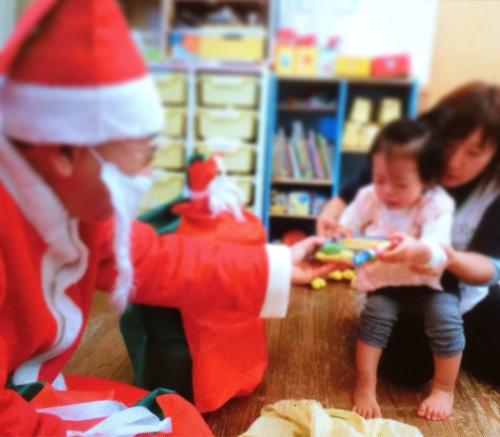 クリスマス会の様子☆_c0293682_17375288.jpg