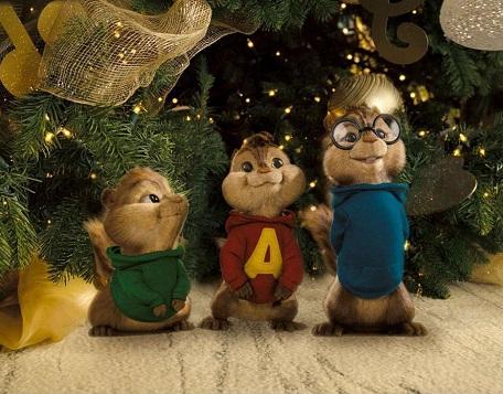 クリスマスといえば☆アルビン/歌うシマリス3兄弟_c0084183_11402898.jpg