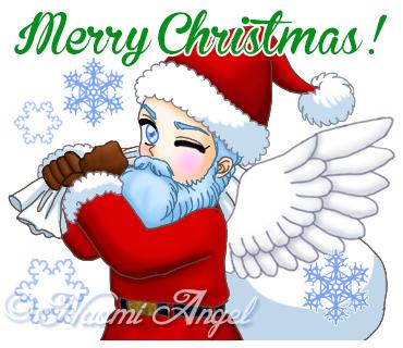 クリスマスのLINEスタンプ_f0186787_1515419.jpg