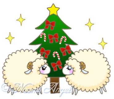 クリスマスのLINEスタンプ_f0186787_1534344.jpg
