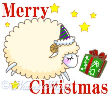 クリスマスのLINEスタンプ_f0186787_154289.jpg