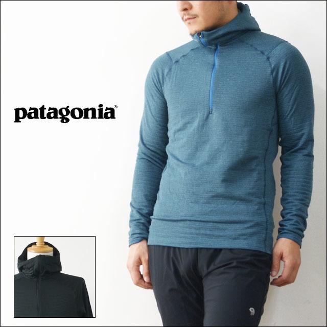 patagonia [パタゴニア正規代理店] MEN\'S CAPILENE THERMAL WEIGHT ZIP NECK HOODY [43667] MEN\'S_f0051306_18564606.jpg