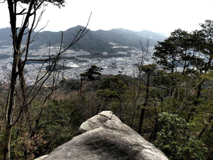 荒谷山南峰(571m)_f0219710_07512533.jpg