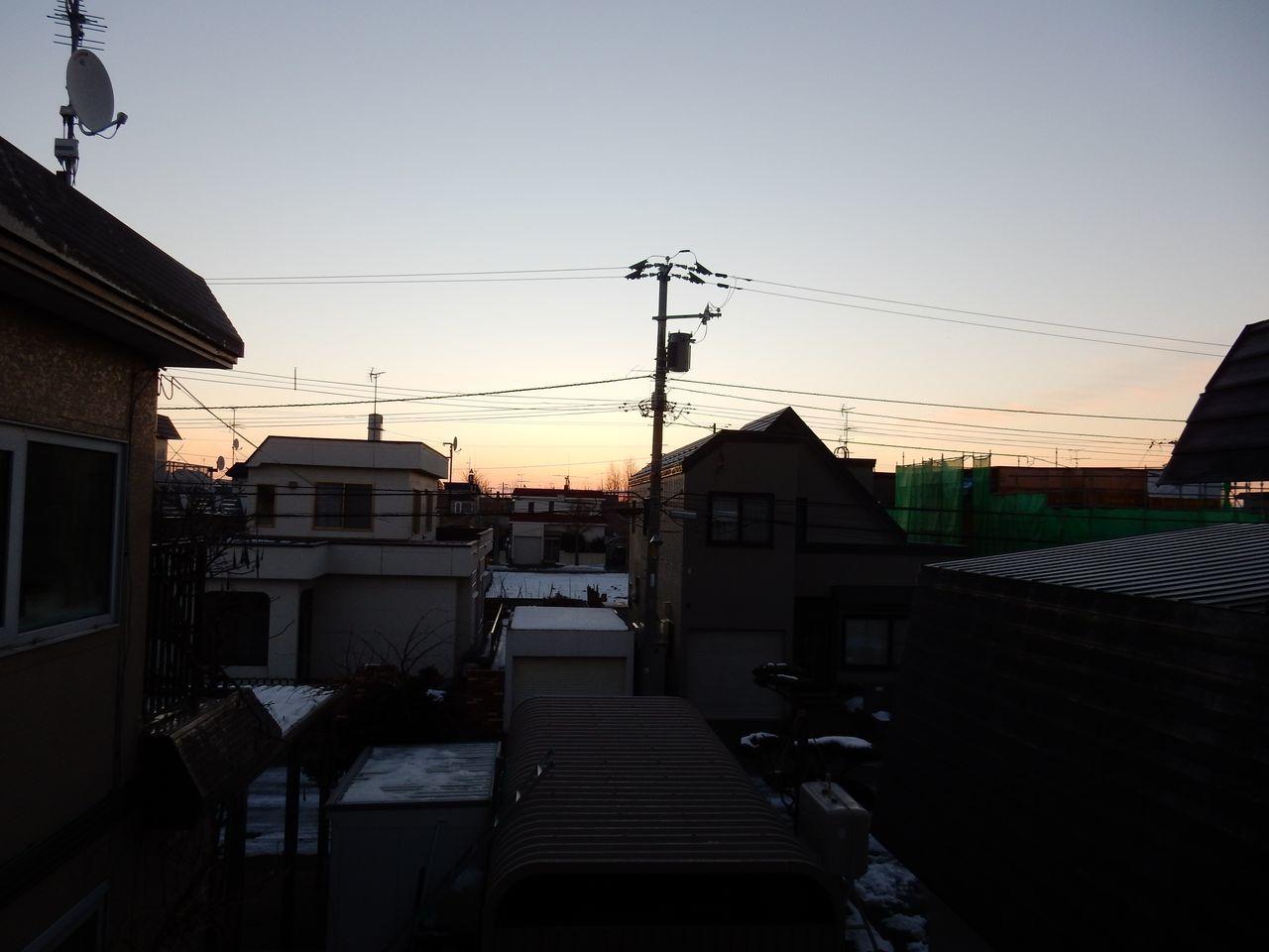 冬至の翌朝_c0025115_20152225.jpg