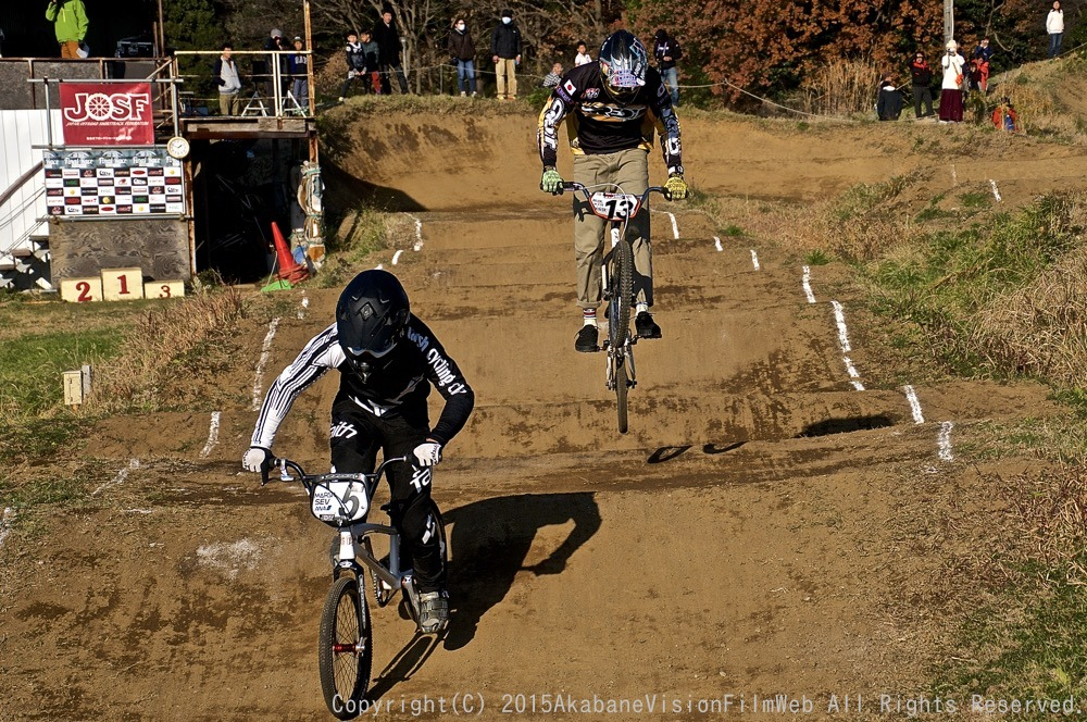 2015 JOSF 緑山FINAL RACE VOL6:予選_b0065730_16583283.jpg