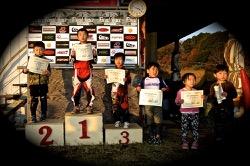 2015 JOSF 緑山FINAL RACE VOL5:ビギナー/M6〜9/ジュニア/MTBキッズ/MTBノービス表彰 動画あり_b0065730_9591899.jpg