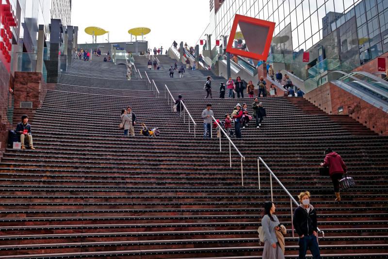 Stairs  ・・・京都伊勢丹・・・_f0333031_07403294.jpg
