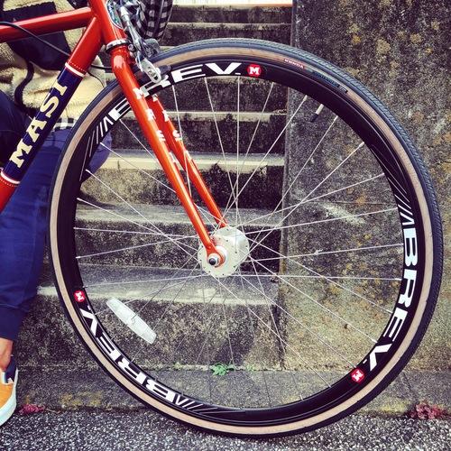2016 MASI FIXED UNO RISER マジィ ピスト クロモリ おしゃれ自転車 自転車女子 自転車ガール_b0212032_16181656.jpg