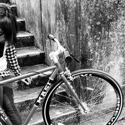 2016 MASI FIXED UNO RISER マジィ ピスト クロモリ おしゃれ自転車 自転車女子 自転車ガール_b0212032_16183343.jpg