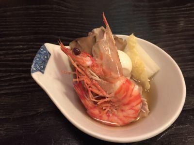 江戸料理・なべ家で忘年会_d0136540_22432366.jpg