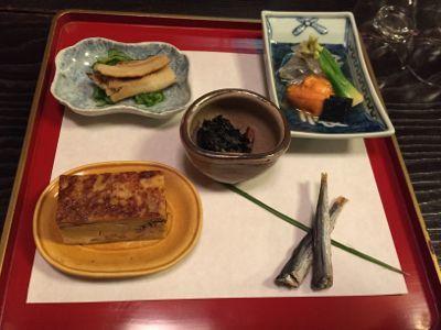 江戸料理・なべ家で忘年会_d0136540_23013005.jpg