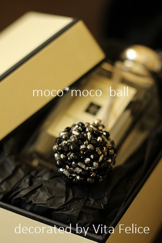 moco*moco ball~black~_b0310144_06580967.jpg