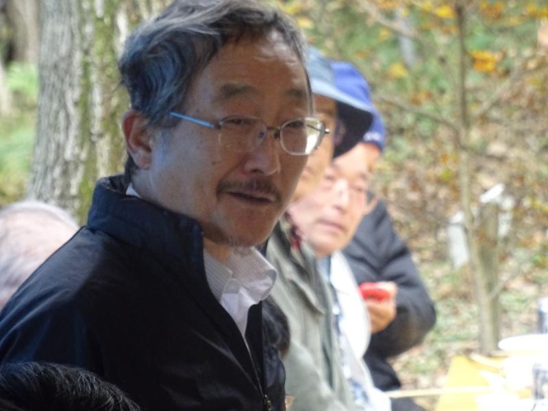 和歌山大学生「里山体験」 & 餅つき忘年会 in 孝子の森_c0108460_23545454.jpg
