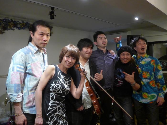 平松加奈con Armada@大塚Greco_b0131865_03490577.jpg