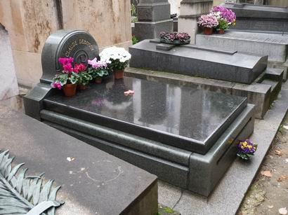 「マルモッタン美術館からパッシー墓地へ」_a0280569_2342544.jpg