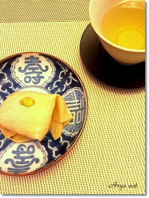 美しい手毬寿司_c0243369_18122853.jpg