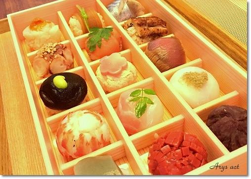 美しい手毬寿司_c0243369_184310.jpg