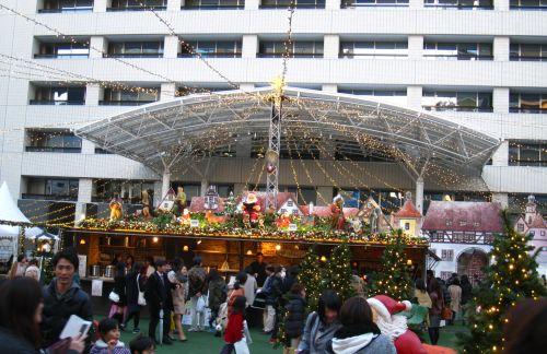 Tenjin Christmas Market_b0170184_11203898.jpg