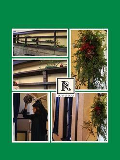 クリスマスの装飾 自由学園明日館_c0128489_23274999.jpg