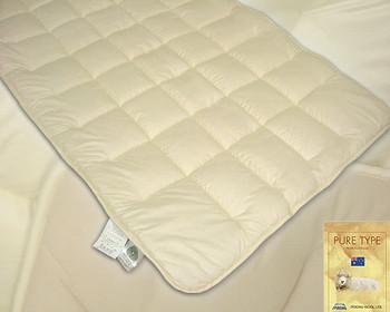 アルティマニット使用ウール100%ベッドパッド洗濯は不可でしたが、子供がおもらしをした時の処置方法は?_d0063392_159812.jpg