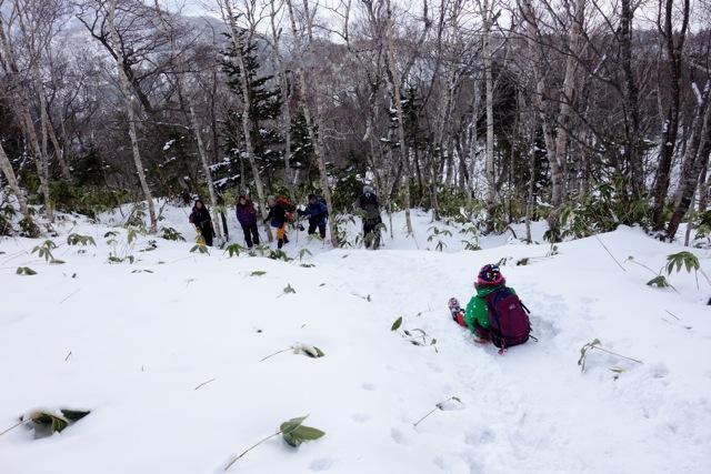 イチャンコッペ山と幌平山、12月20日-同行者からの写真-_f0138096_10434824.jpg