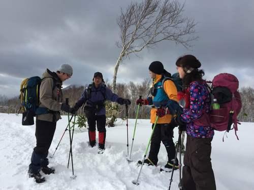 イチャンコッペ山と幌平山、12月20日-同行者からの写真-_f0138096_10443417.jpg