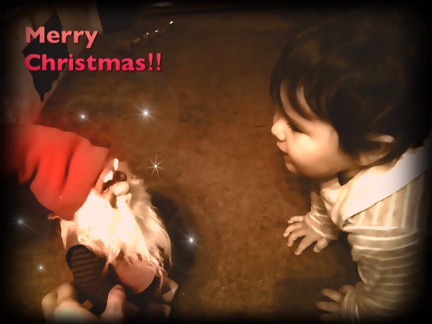 God jul☆メリークリスマス_a0229904_22421414.jpg