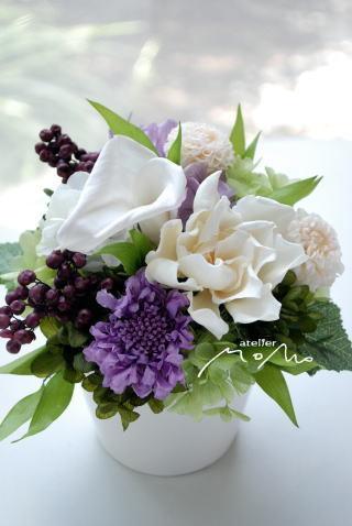 お供え花に_a0136507_21273483.jpg