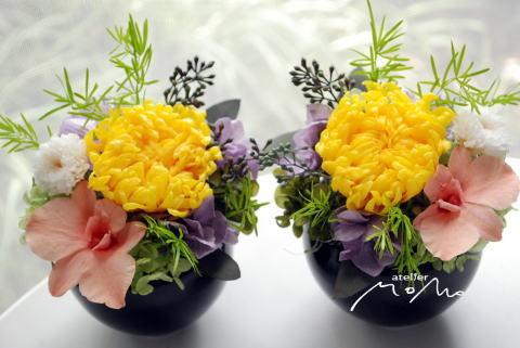 お供え花に_a0136507_21275910.jpg