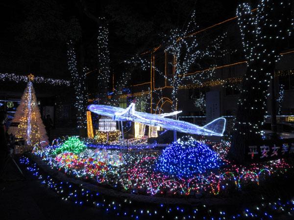 クリスマスイルミネーション_e0048413_1825229.jpg