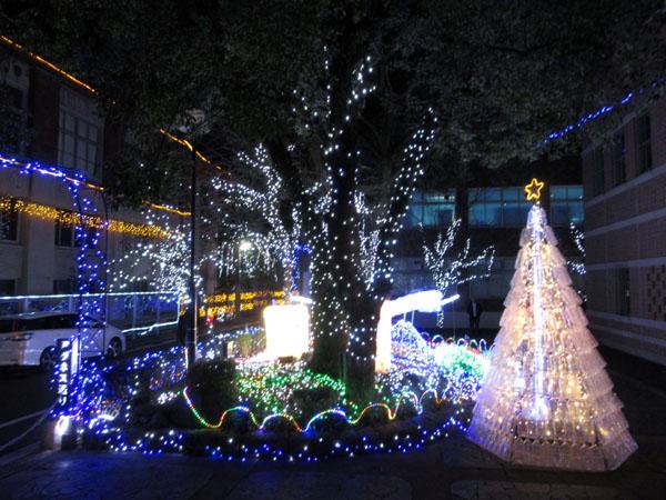 クリスマスイルミネーション_e0048413_18252915.jpg