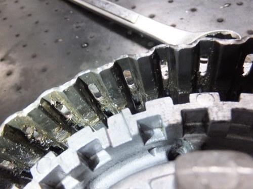 07XL1200L クラッチ切れない→原因追及→修理_a0257316_22190598.jpg