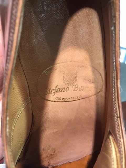 素敵な靴。_b0226322_19445484.jpg