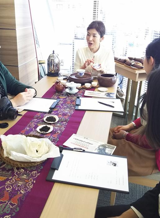 「季節を楽しむ中国茶」@一蔵_a0169924_11252518.jpg