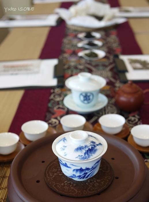 「季節を楽しむ中国茶」@一蔵_a0169924_1127619.jpg